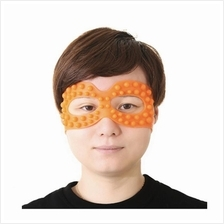 3D Silicone Pressure Eye Massager Mask
