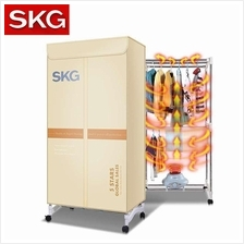 SKG 4305 2 Layer Hanging Cloths Stainless Steel Stent Clothes Dryer