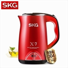 SKG 8041 S.Steel 304 Electric Kettle 1.7L With Temperature Display