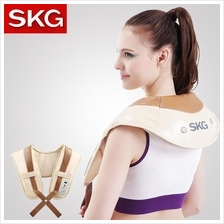 SKG 4036 Multifunctional Whole Body Beat Massage Shawl Massage Machine