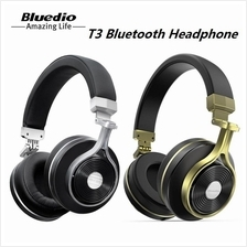 Bluedio T3 3D Bass Foldable Wireless Bluetooth 4.1 Stereo Headphones
