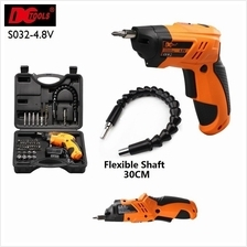 46 Pcs DCTOOLS S032 Transformable Cordless Electric Drill Power Tools