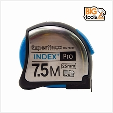 INDEX 7.5M/25FT X 25MM (1) Measuring Tape TSM7525