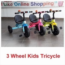 Kids Tricycle Toddlers 3 Wheel Bike Tricycle with Bell Child Bicycle