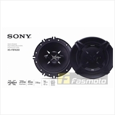 Sony Xplod XS-FB1630 6.5 (16cm) 3-way Coaxial Car speakers 45W CEA RM