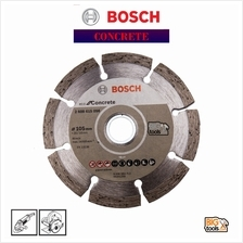 Bosch 105mm (4 ˝) Eco Diamond Cutting Disc Concrete