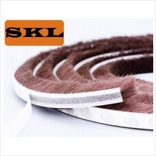 SKL DIY Window Door Brush Seal 9mm x 23mm RM 2.5 PER METER