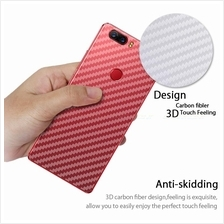 Xiaomi Redmi Mi Note Max 2 3 3s 4 5 Carbon Fiber Back Screen Protector