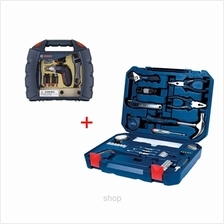 Bosch 108 in 1 Multi-Function Household Toolkit (BLUE) + FREE Toy Set - 260701)