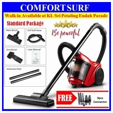 1000W YAIRZ XC90 Cyclone Vacuum Dust Acarid Dust-mite Cleaner + GIFT