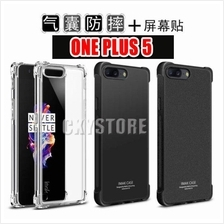 ONE PLUS 5 FIVE IMAK SHOCK- Resistant MATTE/ Transparent Slim Case