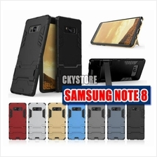 SAMSUNG Galaxy Note 8 IRONMAN TRANSFORMER STANDABLE Case