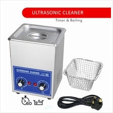Ultrasonic Cleaner PS-10 Heater  & Timer 2L (with Steel Basket)