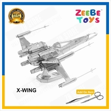 ZEEBE DIY Puzzle 3D Metal Steel Model STAR WARS Toy Kids SW-079