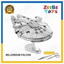 ZEEBE DIY Puzzle 3D Metal Steel Model STAR WARS Toy Kids SW-072
