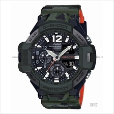 CASIO GA-1100SC-3A G-SHOCK GRAVITYMASTER Master in Olive Drab camou