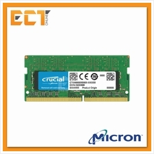 Micron Crucial 8GB DDR4 2400Mhz Notebook Memory Ram (PC4-2400T)