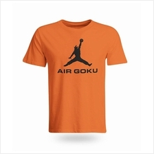 Dragon Ballz- Air Goku Cotton T-Shirt