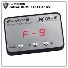 PROTON SAGA BLM/ FL/ FLX/ SV POTENT BOOSTER 5-Drive Throttle Remapper