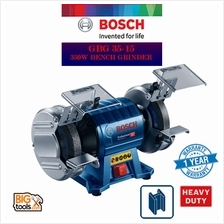 BOSCH GBG35-15 DOUBLE-WHEELED BENCH GRINDER PROFESSIONAL