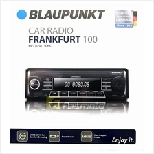 Blaupunkt Frankfurt 100 Single DIN MP3 USB SDHC Car Stereo Receiver (N