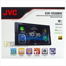 JVC KW-V930BW 6.8' Clear-coated Display WiFi Apple CarPlay AndroidAuto