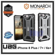 Original UAG Urban Armor Gear MONARCH iPhone 8 Plus / 7 Plus / 6s Plus