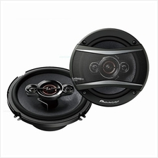 Genuine Pioneer TS-A1686S 6 inch 4 Way Coaxial Car Speakers 60W RMS Ma