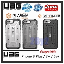 Original UAG Urban Armor Gear Plasma Pathfinder iPhone 8 7 Plus case