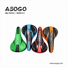 [CRONUS.MY] Asogo Bicycle Bike Saddle Seat for 24 to 29 Bicycle