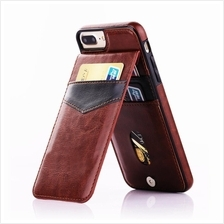 iphone X 8 7 6 6S 5 5S SE Note PLUS S7 EDGE leather WALLET Case