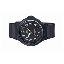 Casio Men Analog Watch MW-240-1BVDF