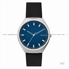 SKAGEN SKW6385 Men's Grenen 3-hand Interchange Leather Blue Black