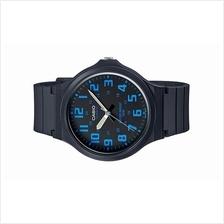 Casio Men Analog Watch MW-240-2BVDF
