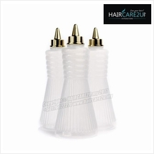 Gold Cap Shampoo Pump Bottle
