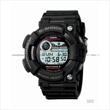 CASIO GWF-1000-1 G-SHOCK FROGMAN diver multiband 6 solar resin strap