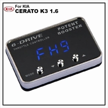 KIA CERATO K3 1.6 POTENT BOOSTER 6-Drive Throttle Reapper