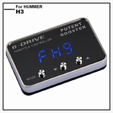HUMMER H3 POTENT BOOSTER 6-Drive Throttle Remapper