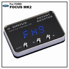FORD FOCUS MK2 POTENT BOOSTER 6-Drive Throttle Remapper