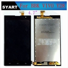 BSS Ori Vivo Y28 Lcd + Touch Screen Digitizer Sparepart Repair Service
