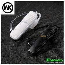 Original WK Design Sporty Handfree A2DP Bluetooth Earphone Headset V4.1 BS-150