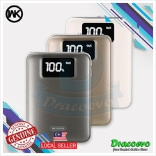 Original WK Design Screen Display 10000 mAH Power Bank WP-018