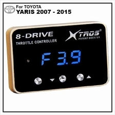 TOYOTA YARIS 2007 - 2015 POTENT BOOSTER 8-Drive Throttle Remapper