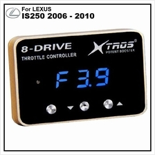 LEXUS IS250 2006 - 2010 POTENT BOOSTER 8-Drive Throttle Remapper