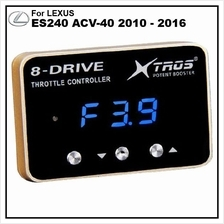 LEXUS ES240 ACV-40 2010 - 2016 POTENT BOOSTER 8-Drive Throttle Remappe