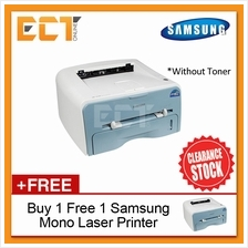 Samsung ML-1510 Monochrome Laser Printer (Buy 1 Free 1 Promotion) - Total 2 Un