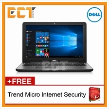 Dell Inspiron 15-5567 Notebook (i3-7100U 2.40Ghz,1TB,4GB,Intel HD620,15.6,W10