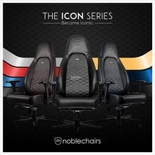 # Noblechairs ICON Series - Luxury Gaming Chair # 4 Colors Avlb.
