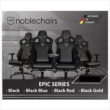 # Noblechairs EPIC Series - Ergonomic Gaming Chair # 7 Colors Avlb.