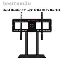 Stand Monitor 32'- 70' LCD LED Desktop TV Bracket Wall Mount